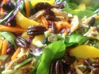 Renaissance Inspired Salad