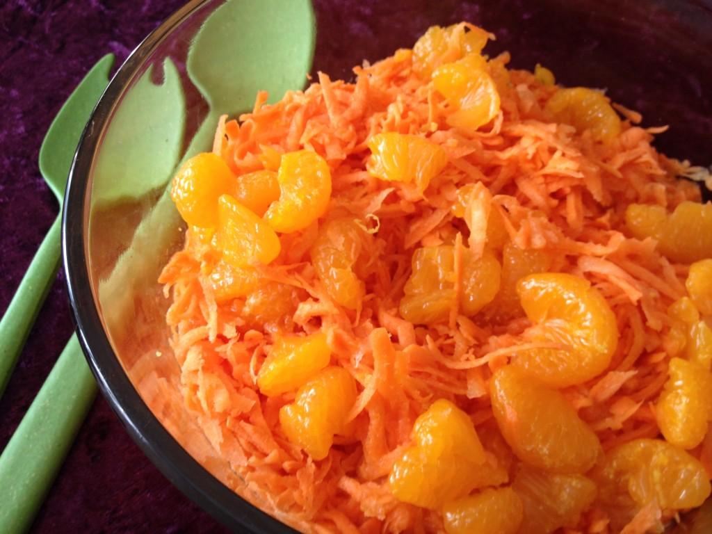 Carrot Orange Salad