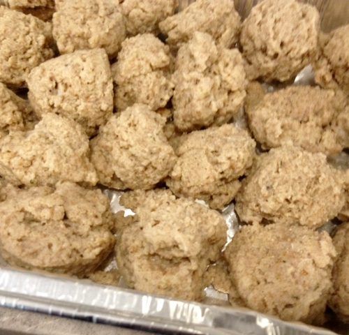 Whole Wheat or Spelt Fluffy Matzoh Balls