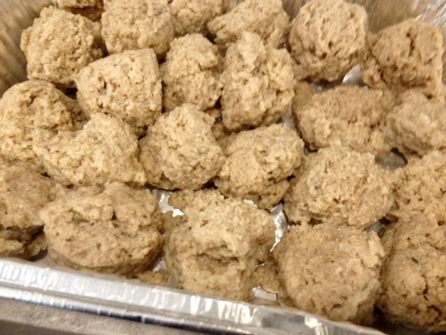 Whole Wheat or Spelt Fluffy Matzoh Balls