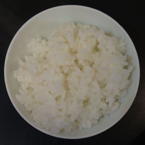 Healthier White Rice for Sushi